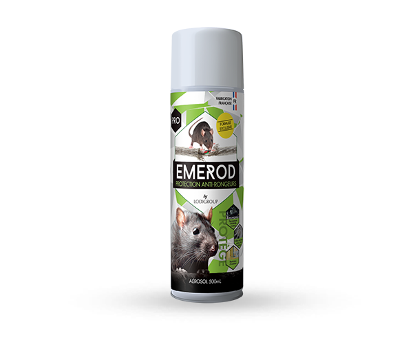 Emerod Protection Anti Rongeurs